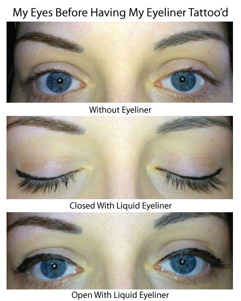 Semi Permanent Eyeliner Tattoo Review At Whitethorn Fields Mediclinic