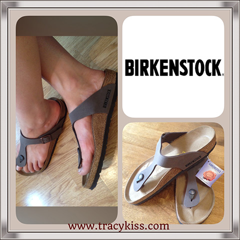 birkenstock gizeh nubuck mocca