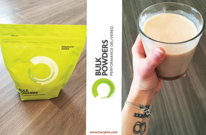 Bulk Powders Complete Vegan Blend - Tracy Kiss