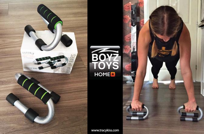 BoyzToys Phoenix Fitness Push Up Bars