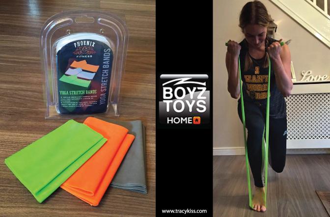 BoyzToys Phoenix Fitness Yoga Bands