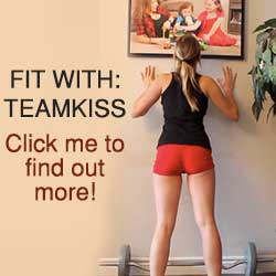 Fit with:TeamKiss